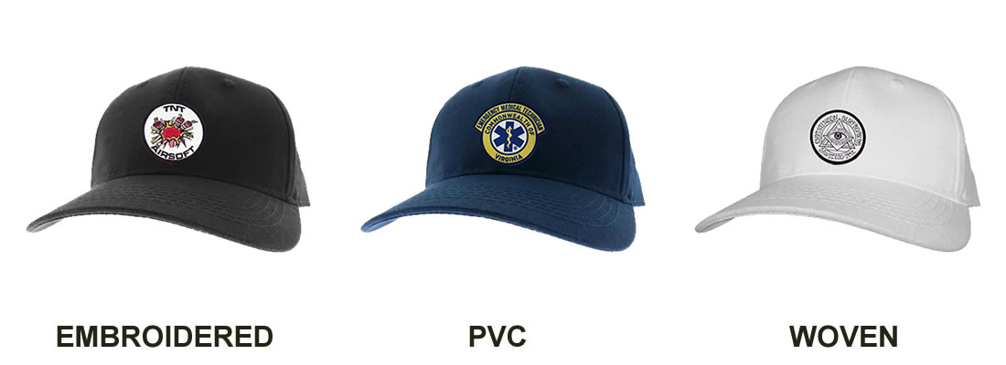 custom-patches-for-hats-embroidered-pvc-woven