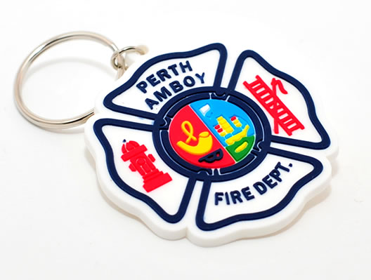 fire department keychains