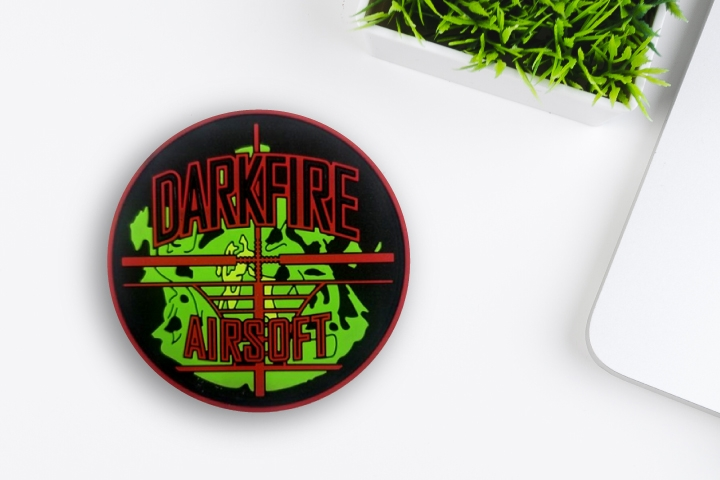 Patch for Airsoft Jackets