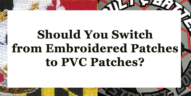 Why so many are Switching to PVC Patches