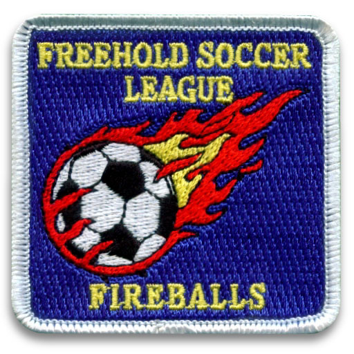 Embroidered-Soccer-Patch-Fireball