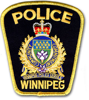Sheriff Patches - Winnipeg