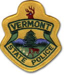 Custom Sheriff Patches - Vermont
