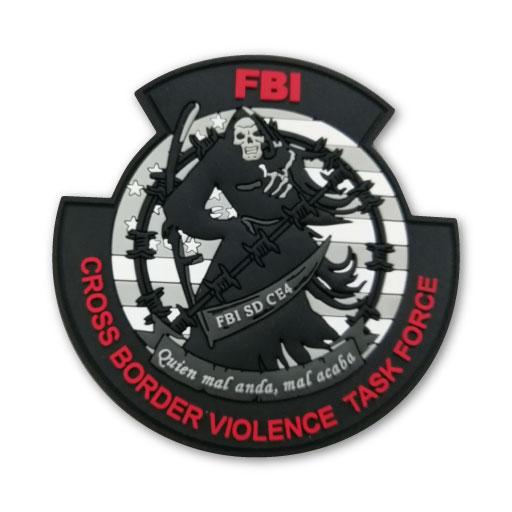 fbi swat patch