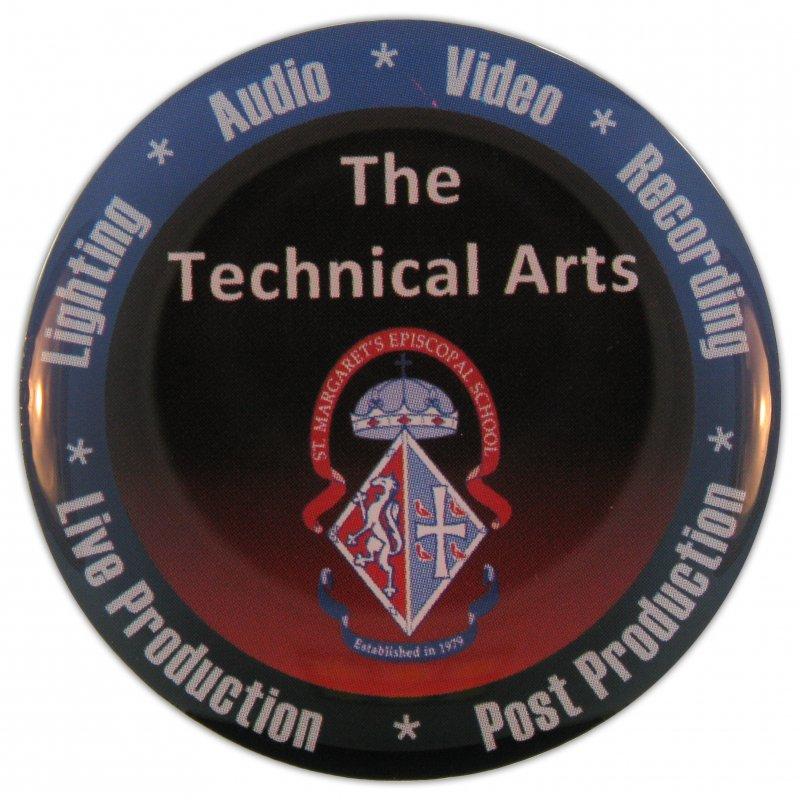 technical arts lapel pin