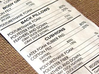 Custom Printed Tyvek Labels Fire Resistant Tags