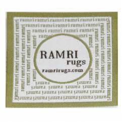 iron-on rug label