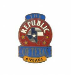 8 Years of Service Award Pins