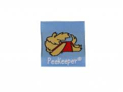 peekeeper woven label