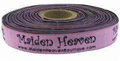 maiden heaven woven tape in roll