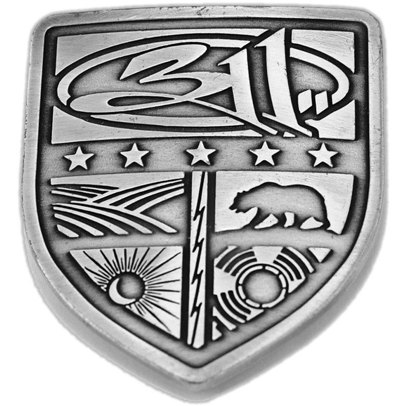 311-belt-buckle