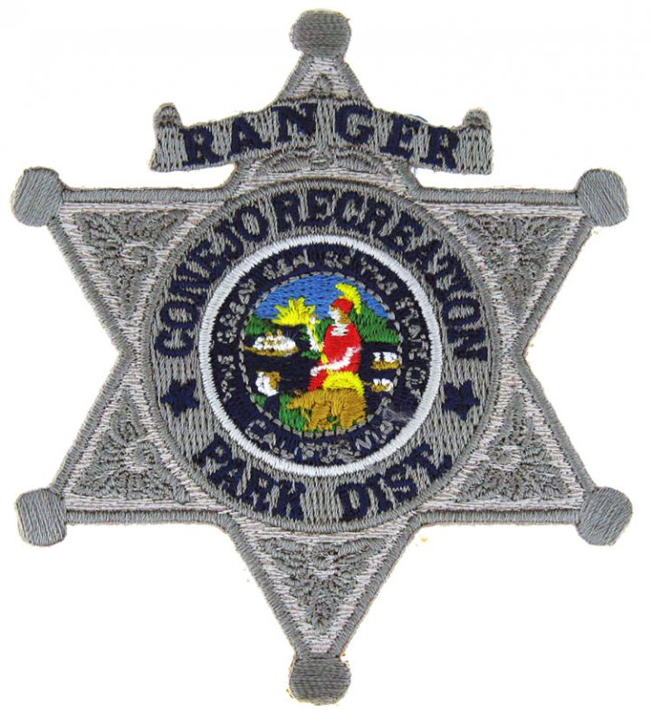 conejo-recreation-ranger-patch