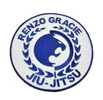 jiu jitsu jacket embroidered patch