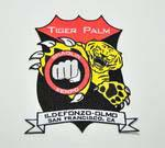 kenpo embroidered patch