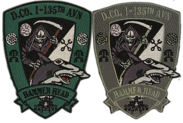custom army unit acu patches