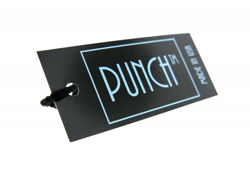 punch hole hang tag