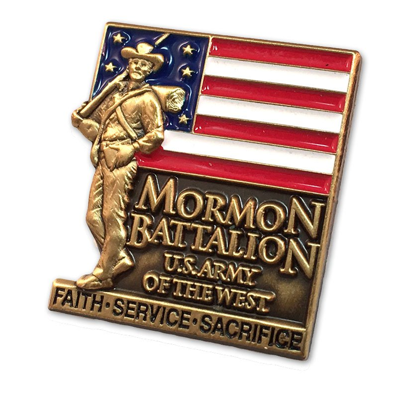 Custom Lapel Pins - Commemorative