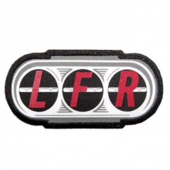 Car Craft Magazine - LFR Printed Patch