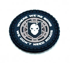 pvc Die Cut Velcro Patch