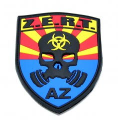 ZERT Arizona Territory Patch