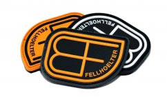 Fellhoelter Soft pvc Patches