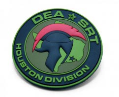 DEA Patch - law enforcement patches