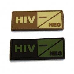 hiv pvc patch