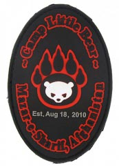 camp PVC patch