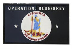 pvc operationbluegrey