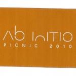 picnic woven label