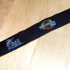 hurricane bear - black marlin woven tape