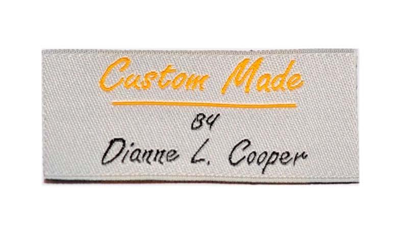 custom made by dianne cooper