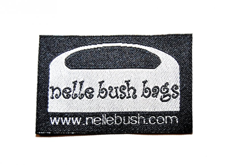 nelle bush bags label