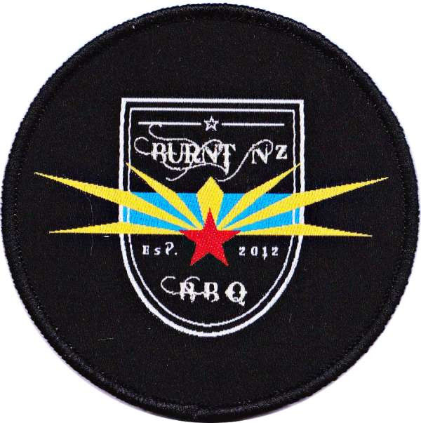 3in - iron-on-woven-patch-for-hats-burnt 61946