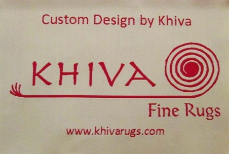 Custom Labels for Carpets and Rugs