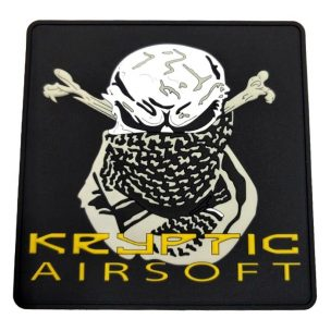 kryptic airsoft  patch