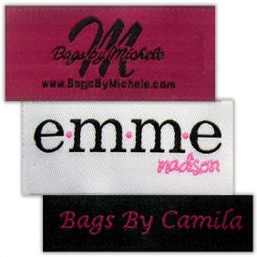 Purse Labels / Labels for Handbags