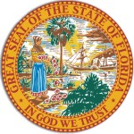 Florida Seal Patch - Custom State Patches