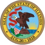 Illinois Seal Patch - Custom State Patches