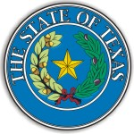 Texas Seal Patch - Custom State Patches