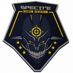 Recon Division PVC Patch