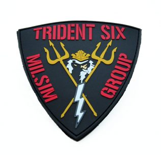 Milsim Group Morale Patch