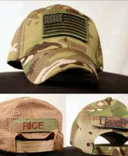 for tactical hats