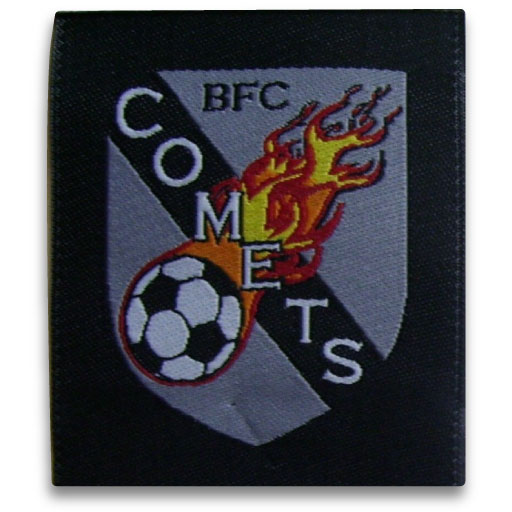 soccer-woven-patch