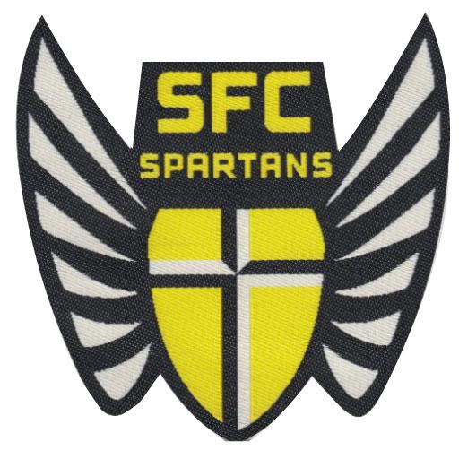 spartans-futbol-club-woven-patch