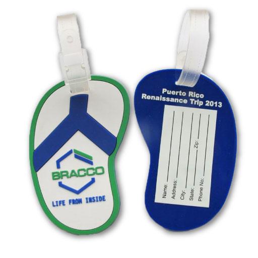 surf luggage tags