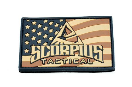 Tactical Morale Patch flag