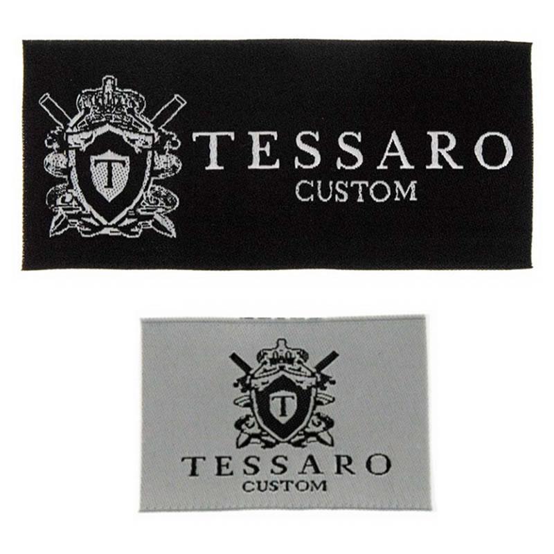 tessaro-custom-suit-label