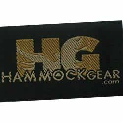 hammock gear taffeta label