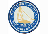 the harbor city woven patch